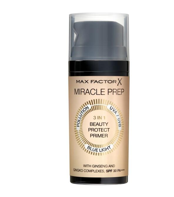 Miracle Prep 3-in-1 Beauty Protect Primer beskytter og pleier