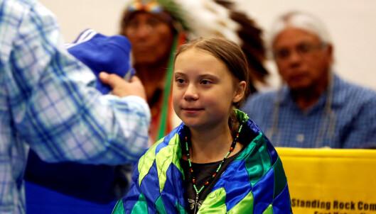Greta Thunberg var bookmakernes favoritt