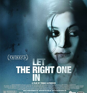Let the Right One in, er en av de beste skrekkfilmene på Netflix. Foto: NTB Scanpix.
