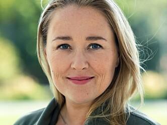 Redaksjonssjef i Vi.no, Birgitte Hoff Lysholm. Foto: Astrid Waller