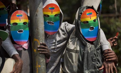 image: Vil ha dødsstraff for homofile