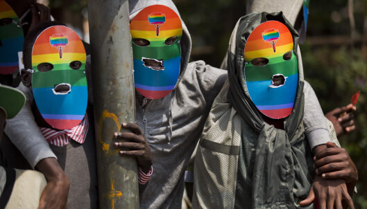 Ugandas regjering vil ha dødsstraff for homofile