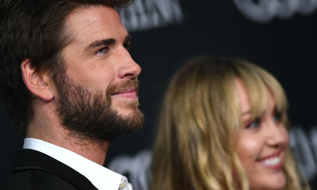 NY FLØRT: Den australske skuespilleren Liam Hemsworth ser nå ut til å ha gått videre etter bruddet med Miley Cyrus. Foto: NTB Scanpix