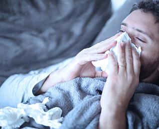 Influensasesongen er i gang