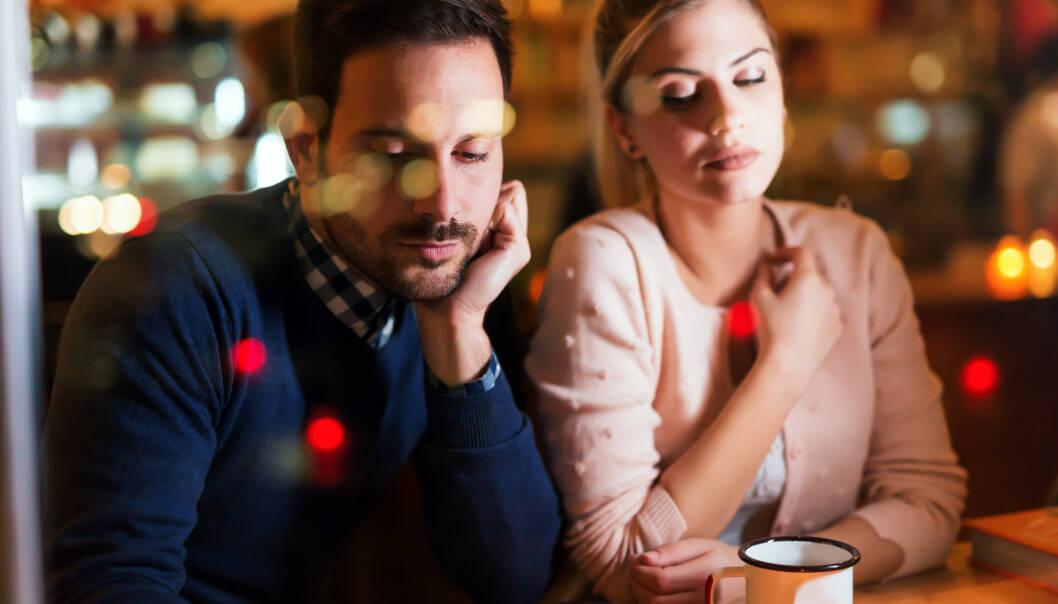 FØLER IKKE FORELSKELSE: - Hvis man aldri blir forelsket eller opplever romantiske følelser, er det vanskelig å gå inn i romantiske forhold, sier ekspert.