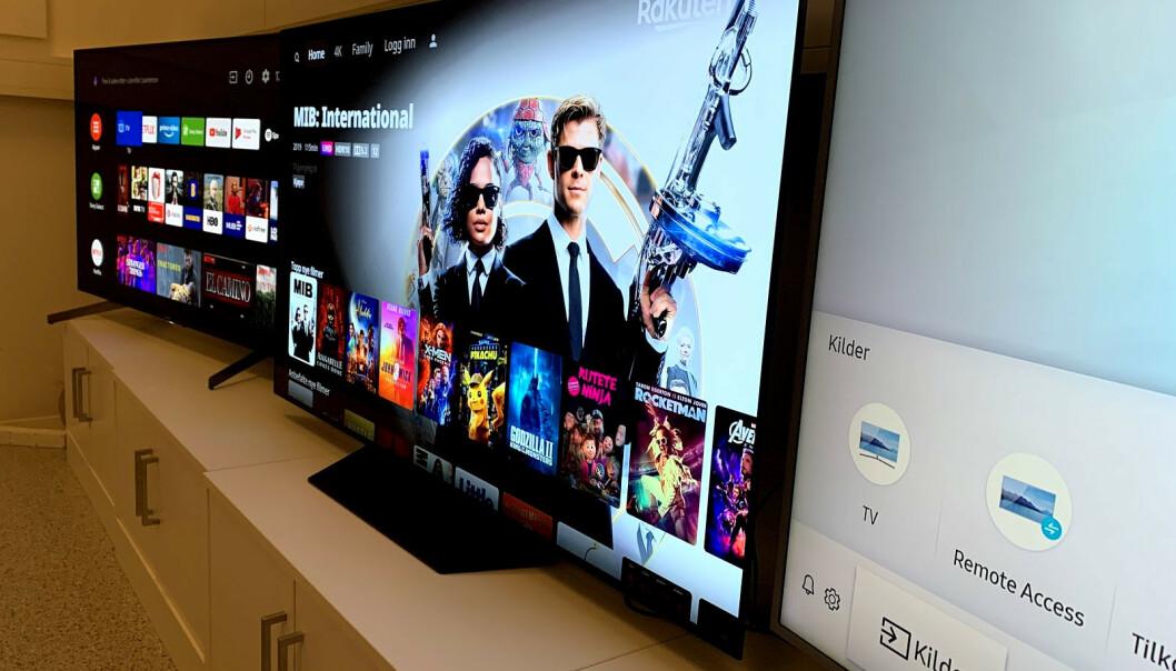 TV-test: LED, OLED eller QLED?