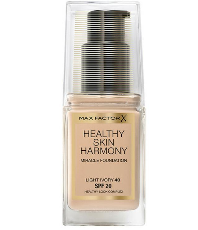 Healthy Skin Harmony Foundation—en virkelig vitamin cocktail for huden!