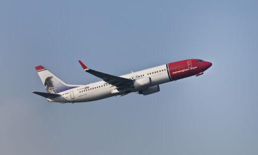 image: Norwegian kutter ut alle flyginger fra Torp