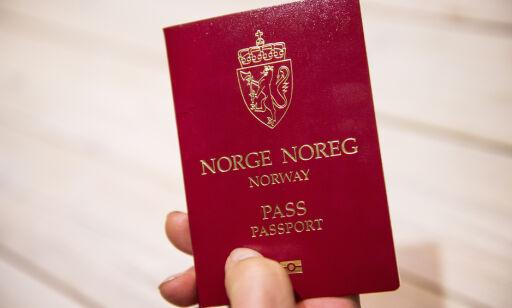 image: Fortsatt norsk grensekontroll for reisende fra Schengen