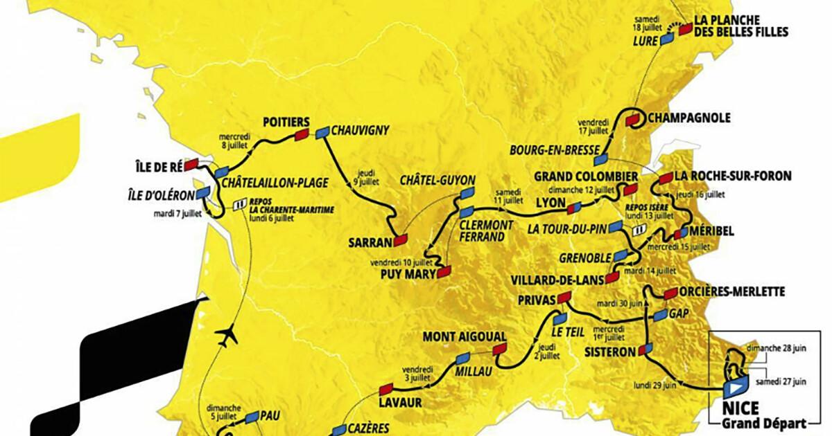 Tour de france 2020 aktuelle platzierung