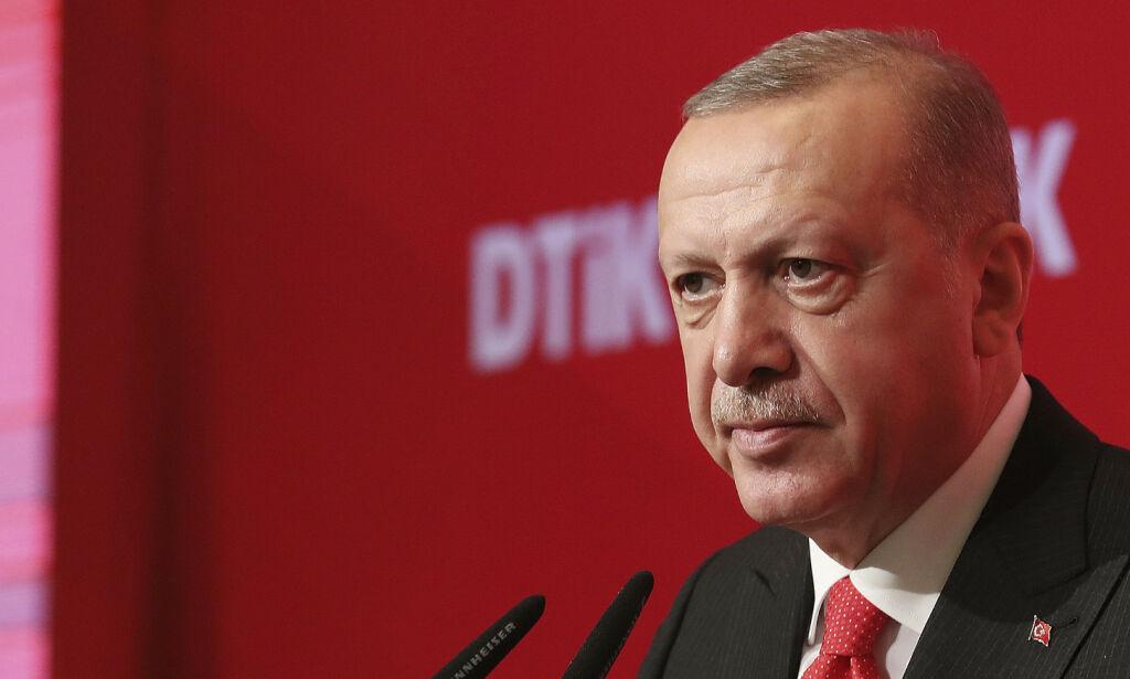 image: Erdogan: Tyrkia vil ikke erklære våpenhvile i Syria