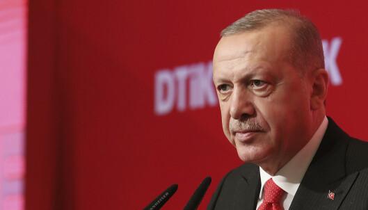 Erdogan: Tyrkia vil ikke erklære våpenhvile i Syria