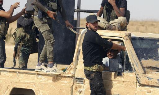 image: Hevder å ha drept 637 kurdiske militssoldater i Syria