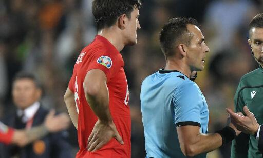 image: Bulgarias trener beklager etter rasisme-episoden