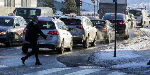 image: Bilene skal bort innen 2025