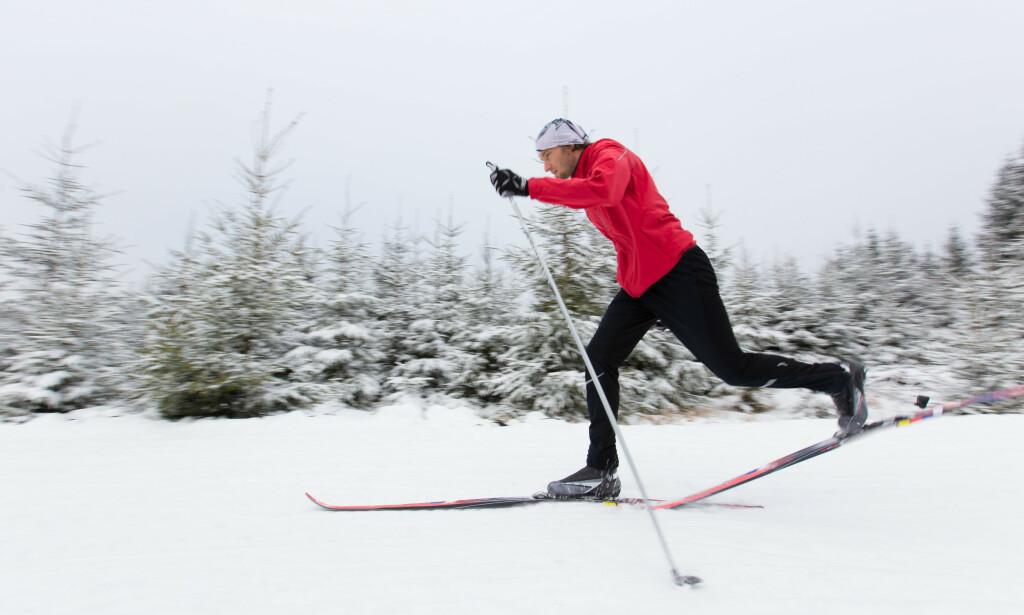 Skismøring guide: Tips ved ulike temperaturer. Foto: Lukas Gojda/Shutterstock/NTB scanpix.