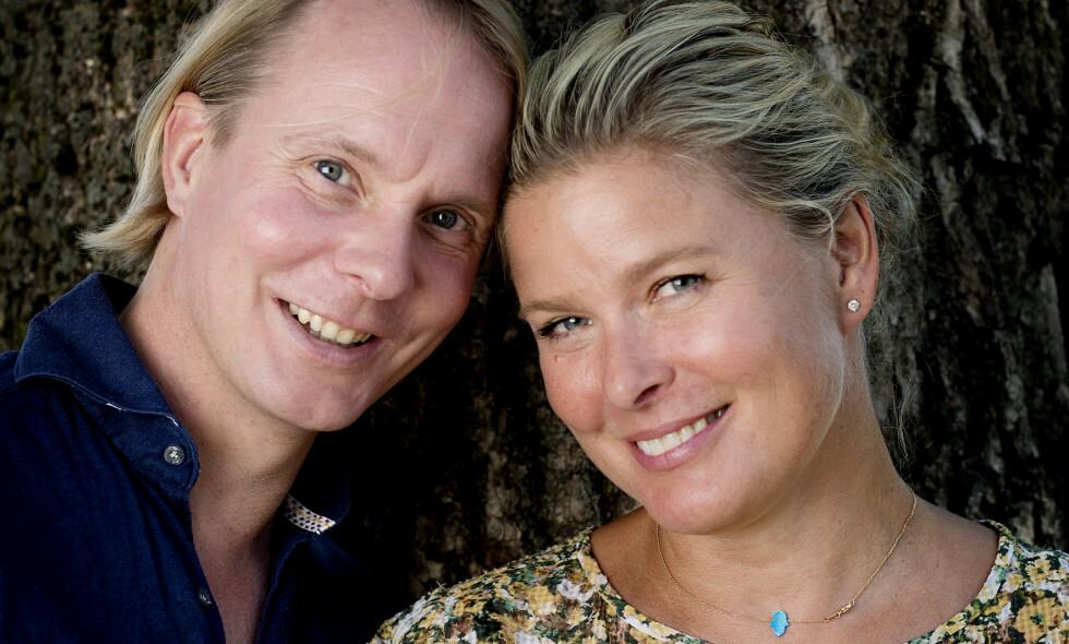 HÅVER INN: Petter Pilgaard og Vendela Kirsebom har solgt sine respektive leiligheter. Det har de gjort med stor gevinst. Foto: Anita Arntzen / Dagbladet