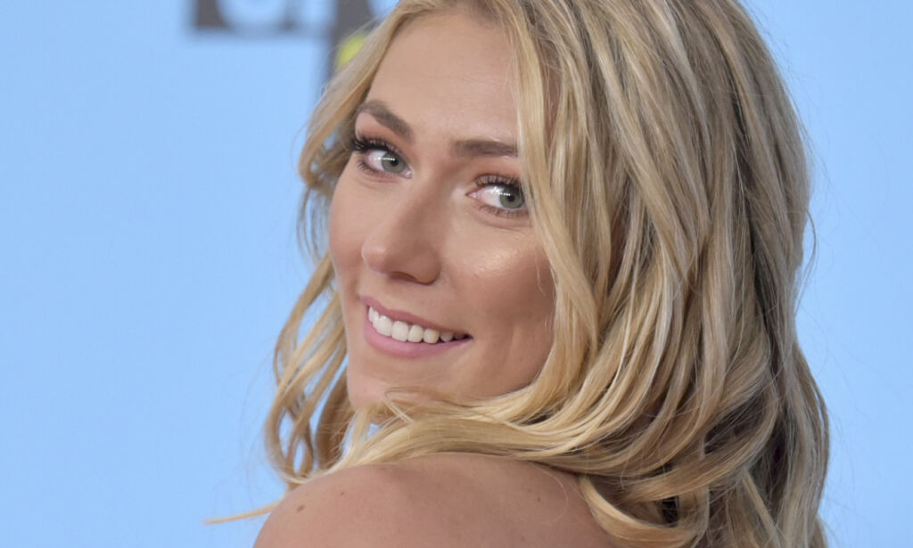Santa Monica 2019-07-11 Mikaela Shiffrin arrives at the Kids' Choice Sports Awards on Thursday, July 11, 2019, at the Barker Hangar in Santa Monica, Calif. (Photo by Richard Shotwell/Invision/AP) Photo: Richard Shotwell / INVISION / TT / kod 10612 ***BETALBILD***