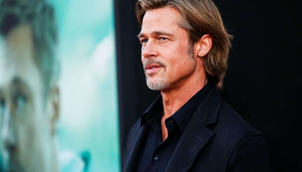 BRAD PITT: KK har møtt Hollywood-skuespiller Brad Pitt. FOTO: NTB scanpix