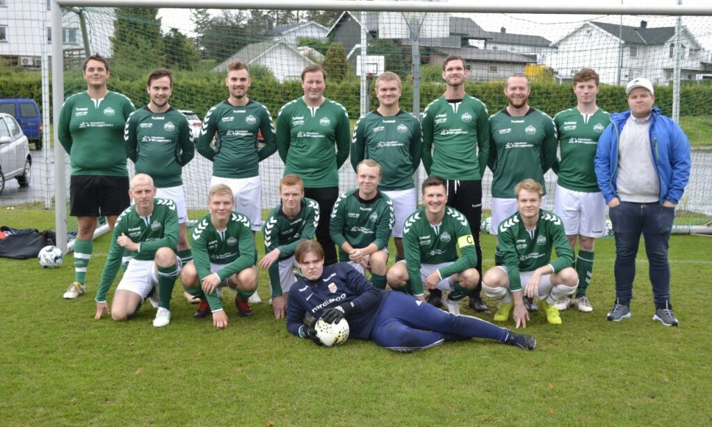 VESTFOLDS SVAKESTE: Sporty har vært Vestfolds dårligste fotballklubb i 2019. Foto: Privat