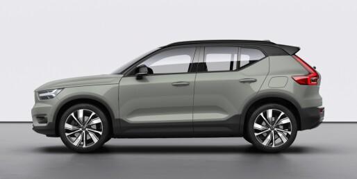 Volvo skal bli karbonnøytralt merke