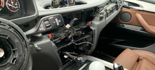 Nytt BMW-raid - koster minst 200 000 pr. bil