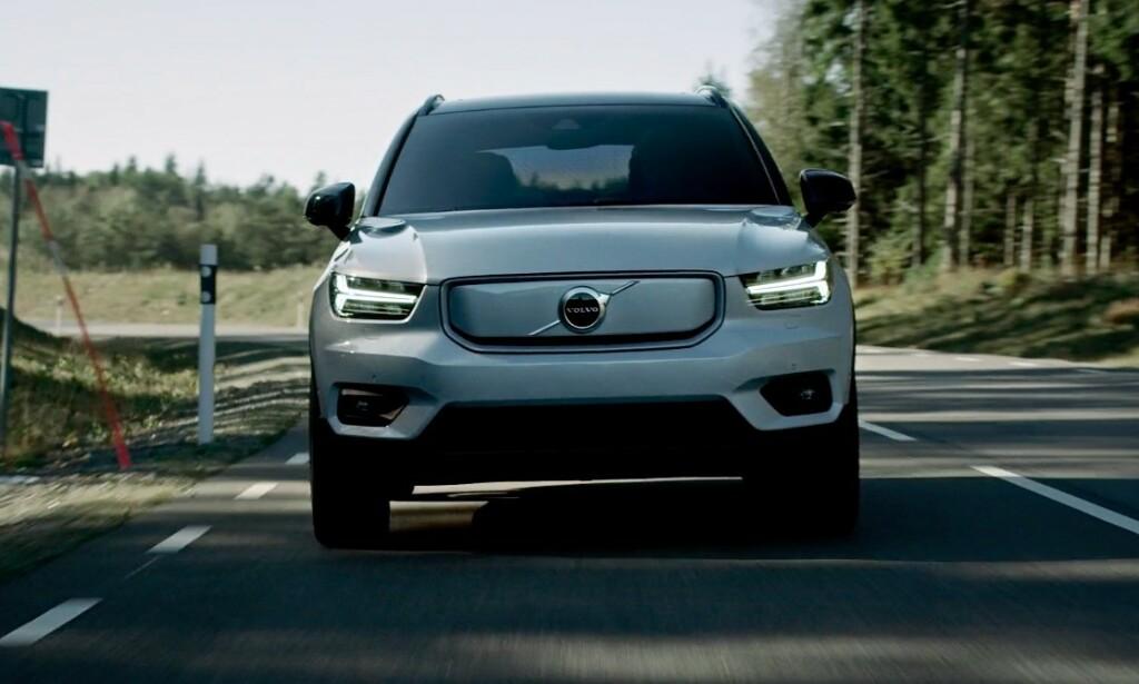 image: Alt vi vet om Volvo XC40 Recharge