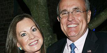 image: Giuliani i svindyr og bitter skilsmisse