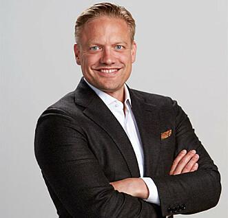 <strong>BATTERI:</strong> Volvos utviklingssjef, Henrik Green, innrømmer at kapasiteten måtte økes på grunn av Tesla Model 3. Foto: Volvo