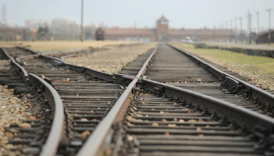 AUSCHWITZ: Flere millioner mennesker mistet sine liv i den beryktede konsentrasjonsleiren under andre verdenskrig, etter å ha blitt fraktet til Polen med tog. FOTO: NTB scanpix