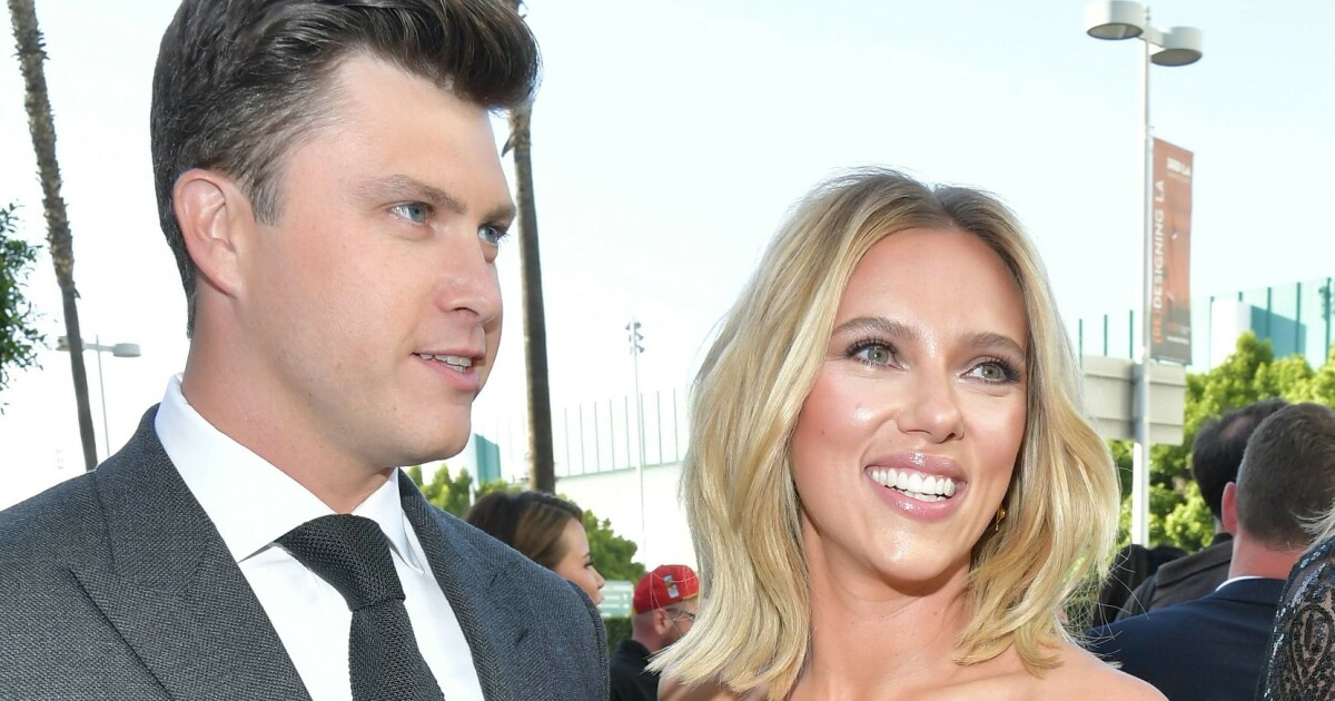 Scarlett Johansson Was Surprised By The Marriage
