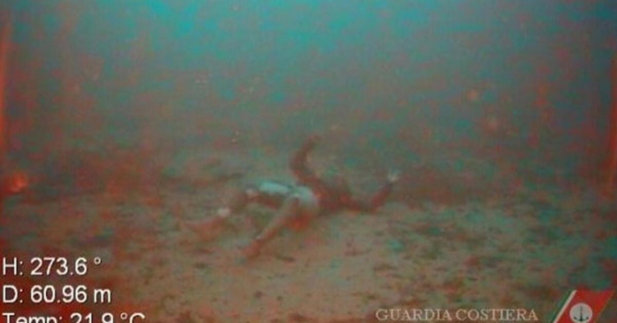 - Uutholdelig: Skrekkfunn for dykkere like utenfor land