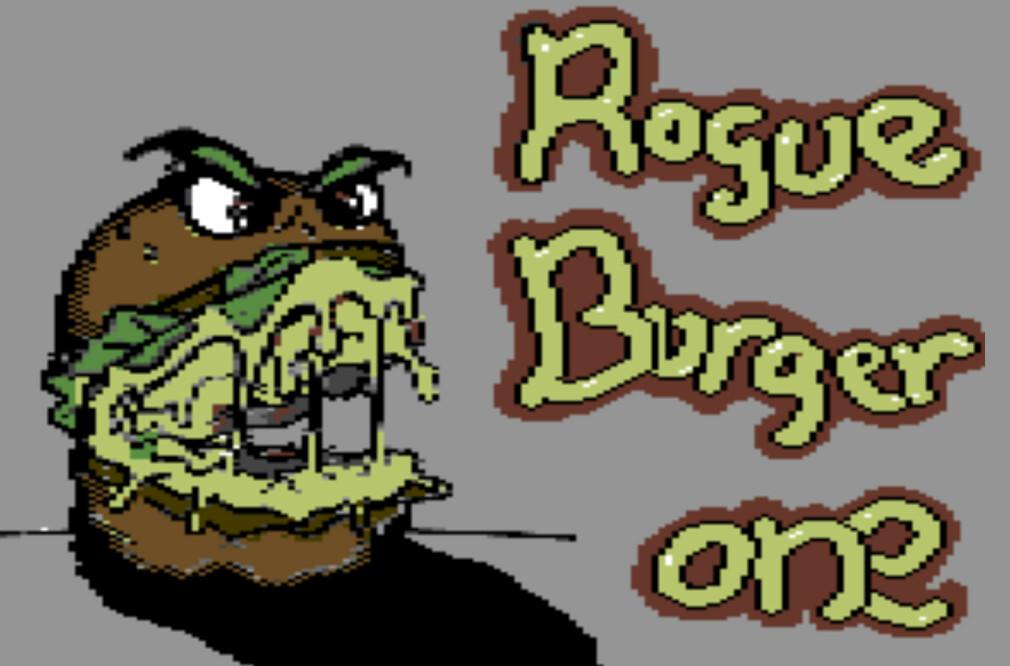 Spillet Rogue Burger One med full kildekode følger med TRSE-miljøet. 📸: Jørgen Jacobsen / TRSE