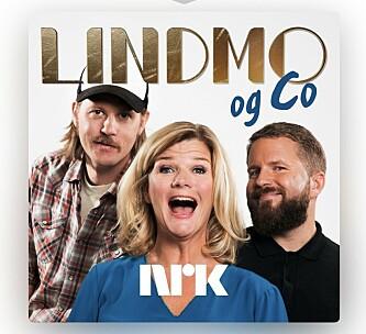 Mye fjas og morro i NRKs podkast Lindmo & co.