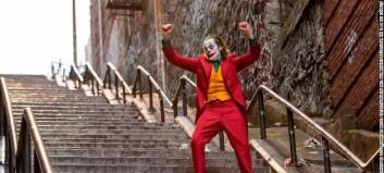 Turister flokker til «Joker»-trappa