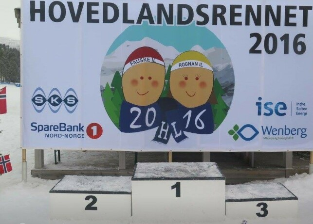 Photo: Hovedlandsrennet 2016