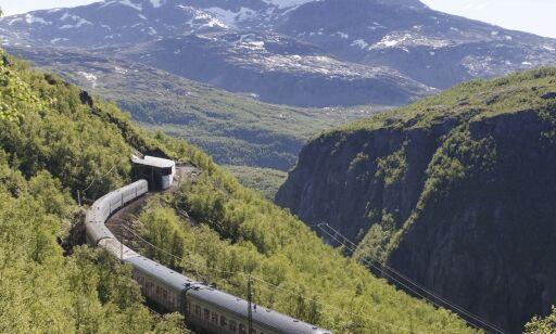 image: Tog til nord tar urørt areal – ingen reagerer