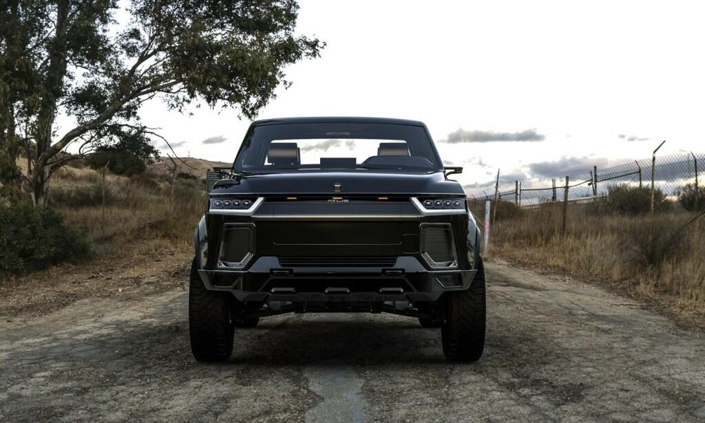 ATLIS XT: Kan denne pickupen være den største konkurrenten til Teslas varslede pickup? Foto: Atlis