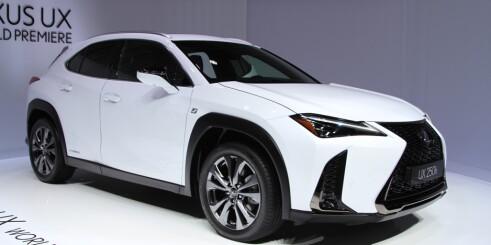 Her er Toyotas første elbil
