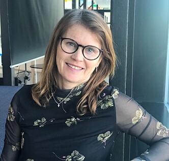TRØST OG HÅP: Det er ifølge Trine Giving Kalstad i LUB veldig vanlig å ønske seg et barn igjen etter at man har mistet. FOTO: Privat