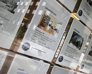 Sjeføkonom spår fall i boligmarkedet