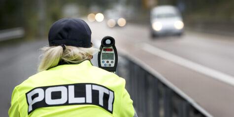 image: Flere fartsbøter på norske veier i år – menn er verstingene
