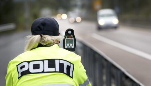 Markant økning i fartsbøter