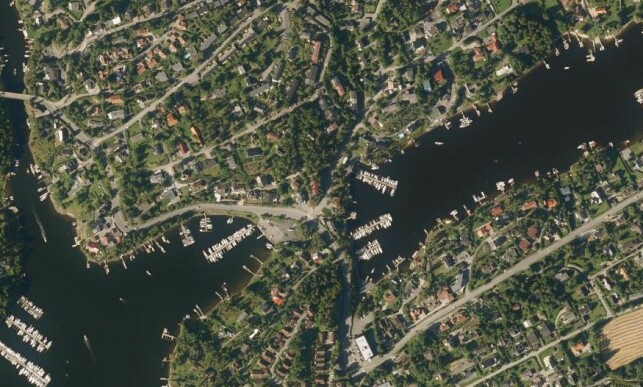Photo: OpenstreetMap/Nasa, Meti
