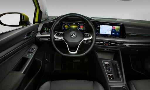 image: Her er helt nye VW Golf!