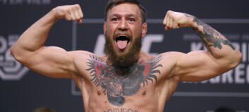 UFC-kjempen McGregor tilbake i januar