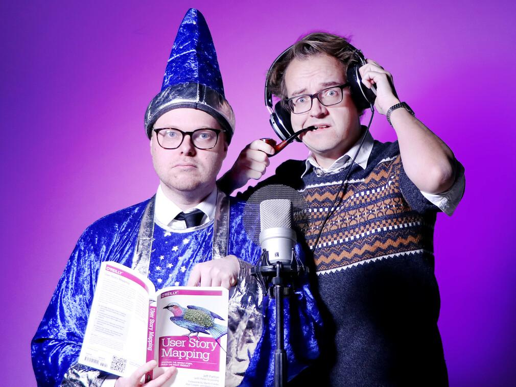 kode24-timen er kode24s podcast for norske utviklere. Denne uka kårer vi Norges beste commit-beskjeder! 📸: Ole Petter Baugerød Stokke