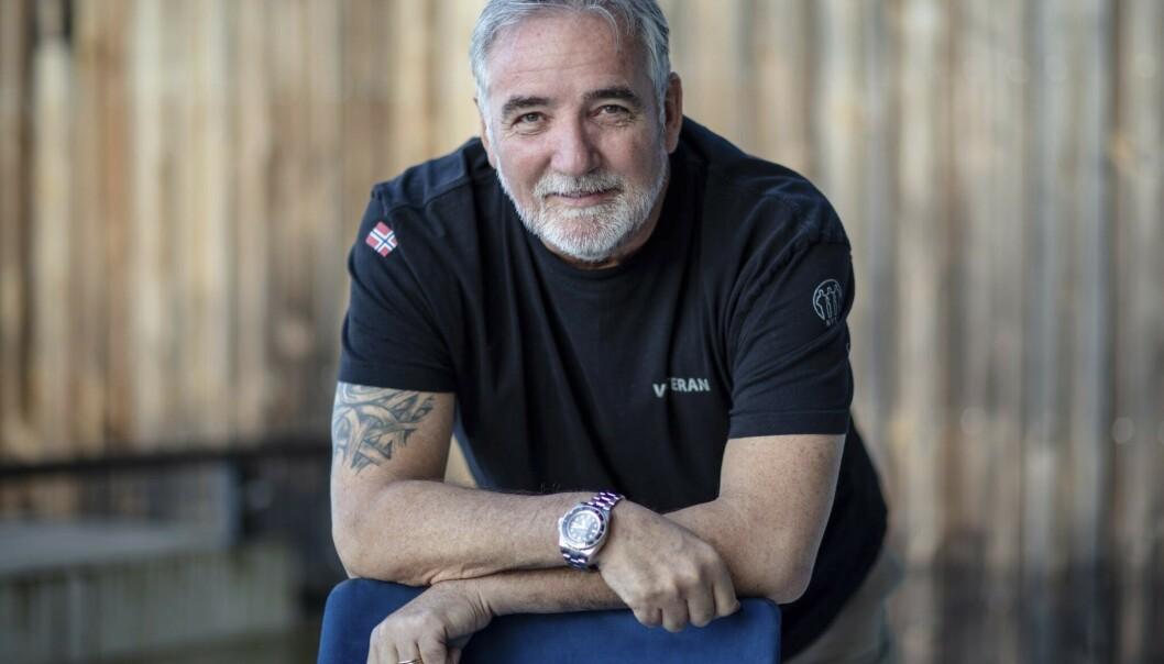 <strong>VETERAN:</strong> Jan Erik Brodahl har - forsiktig sagt - lagt bak seg en innholdsrik karriere. I fjor ble 60-åringen hedret for sin innsats i Forsvaret og FN. Foto: TV 2