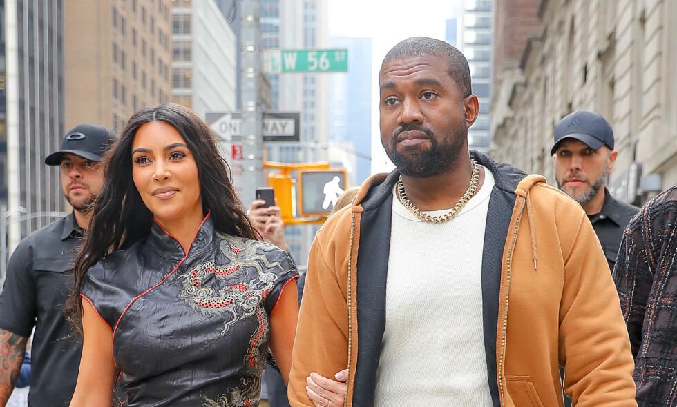 AVHENGIG: Den verdenskjente rapperen Kanye West (42) er ikke fremmed for å være åpen, og denne gangen avslører han en av sine store svakheter. Foto: NTB Scanpix