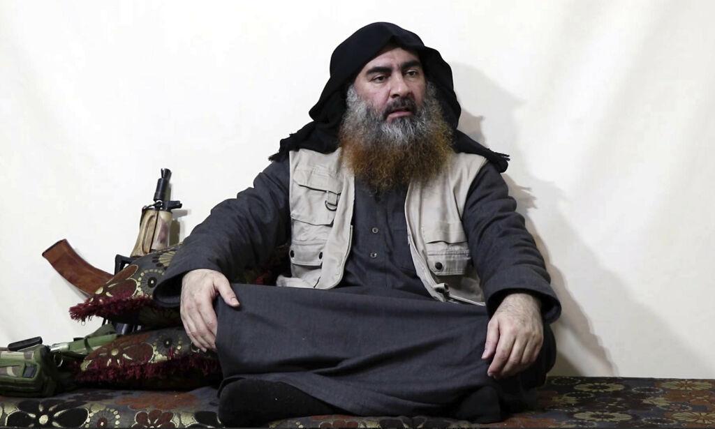 image: Informant stjal IS-lederens undertøy